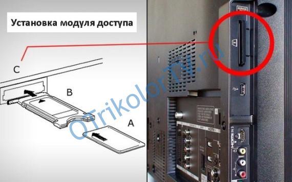 модуль доступа